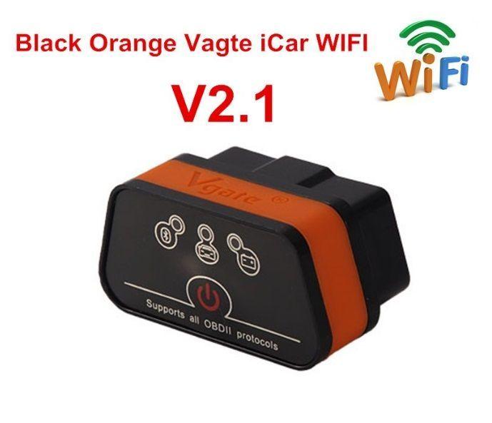 Автосканер Vgate iCar ELM327 V2.1 WI-FI для iPhone, IPad