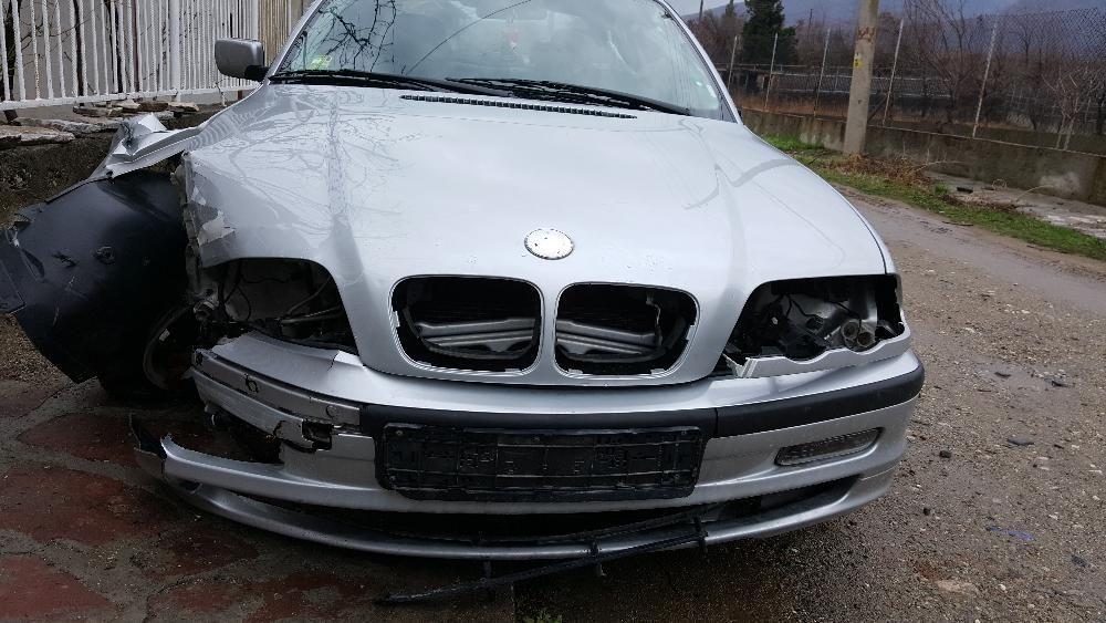 BMW E46 на части