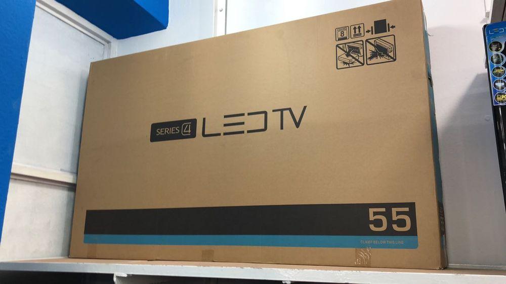 "Promoção de tvs Led full HD smart Samsung 55"""