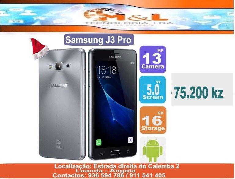 Telemovel Samsung J3 Pro novo original