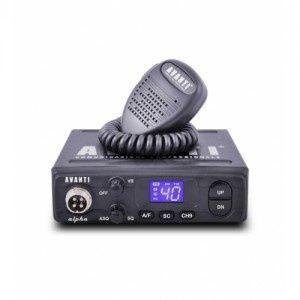 Statie Radio CB Avanti Alpha ASQ HL
