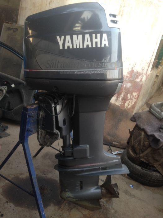 Motor yamaha 200