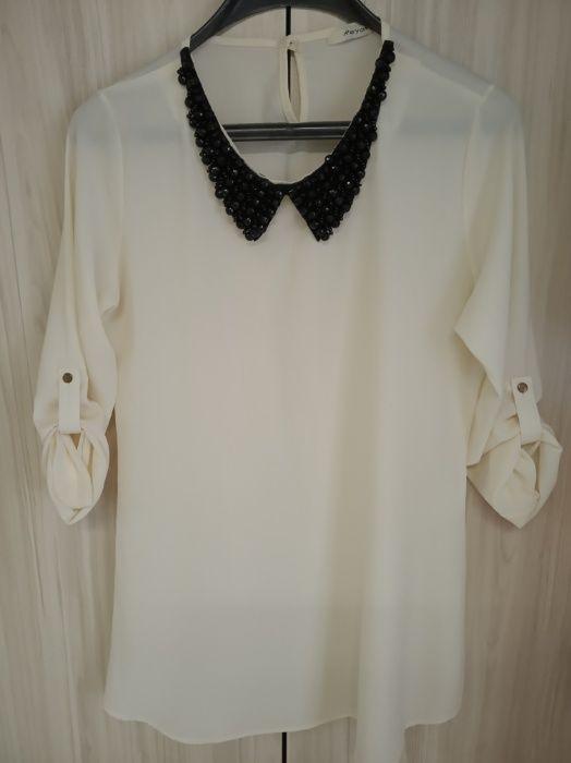 Риза -туника с перлена яка