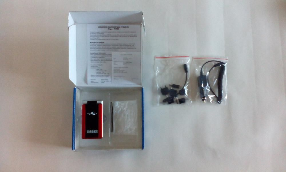 Универсално зарядно устройство VD-18SL - САМО по телефон!