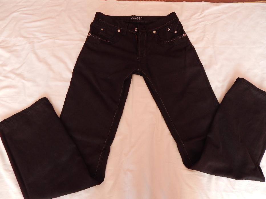 Черни мъжки дънки № 29