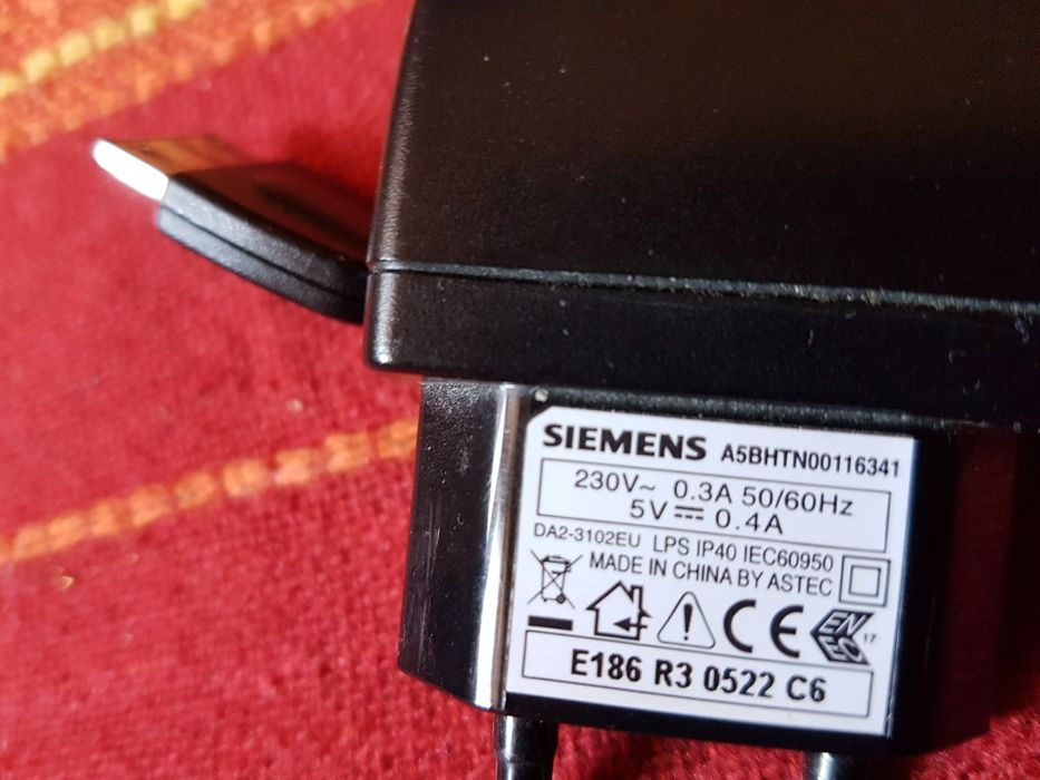 Vand incarcator telefon Siemens
