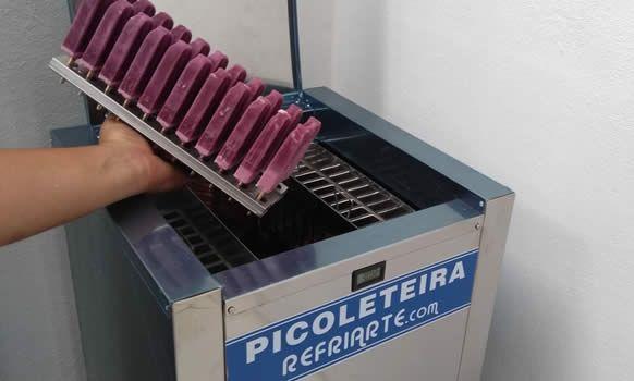Vendo Esta Maquina de Fazer Picole