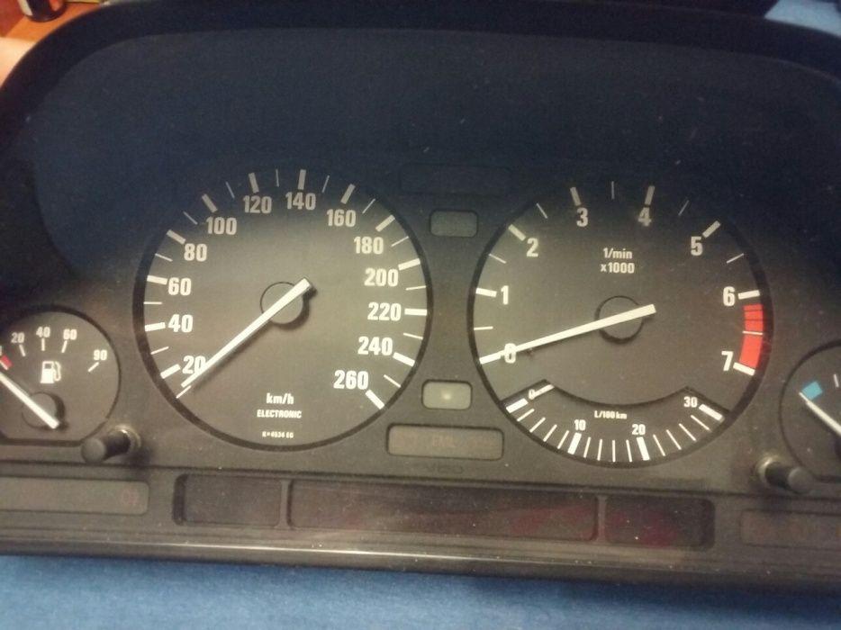 ceasuri BMW e34-525 benzina
