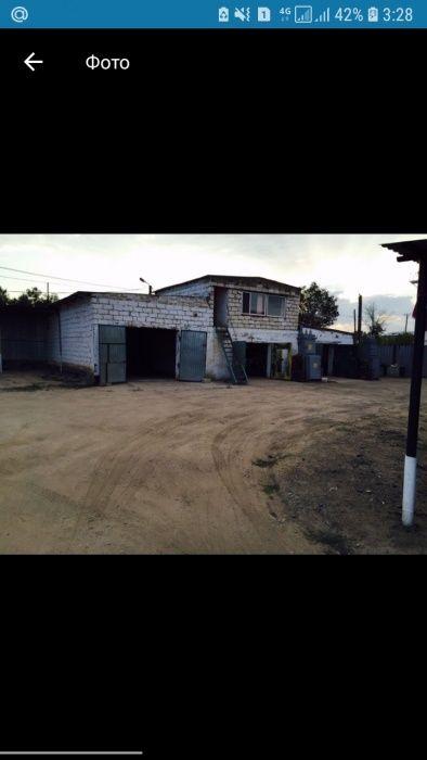 Продам гаражи (бизнес действующий СТО)