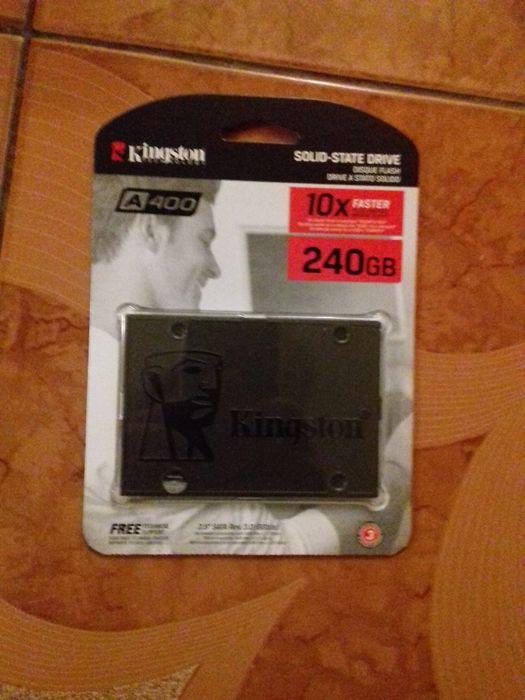 SSD Kingston A400 240GB SATA-III , sigilat , nou