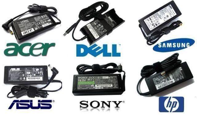 Carregadores de laptops todas marcas