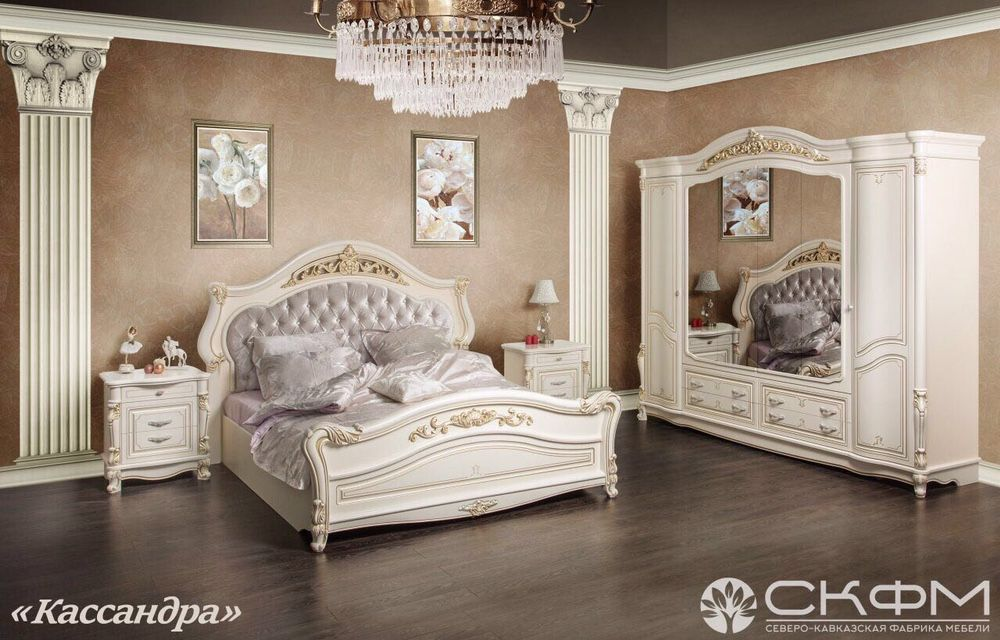 Спальни Люкс Класса!!! Мебель со склада Дёшево ТОЛЬКО У НАС!!!