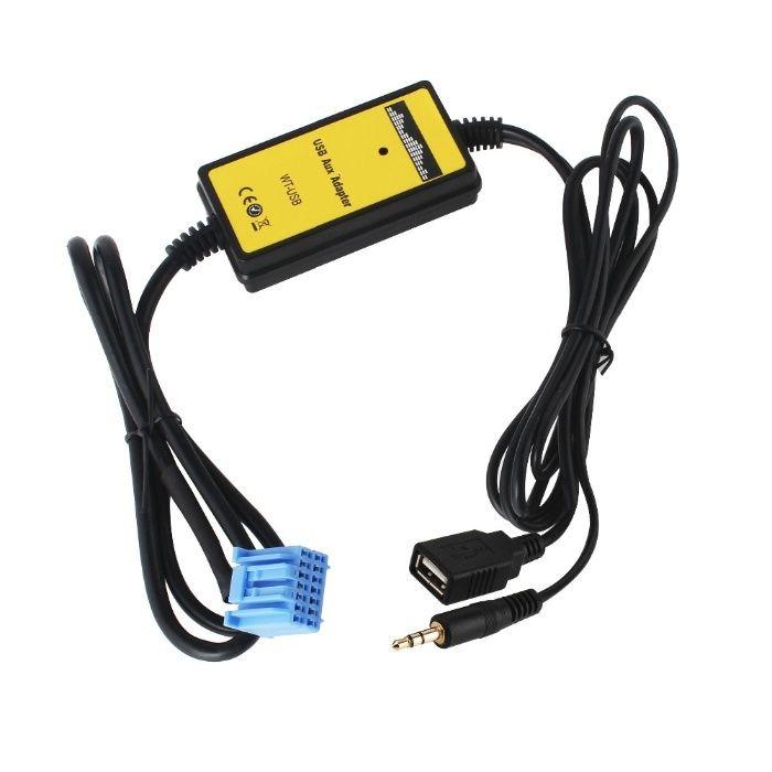 Дигитален чейнджър USB, AUX, SD за Mazda, Toyota, Lexus, Honda, Acura