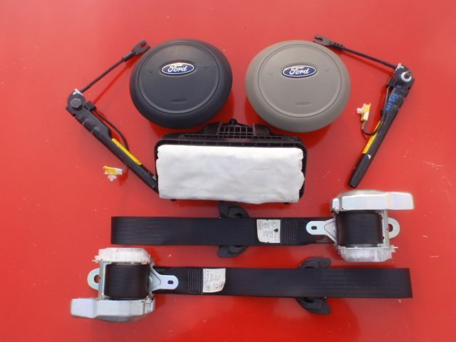 KIT Airbag Ford KA Crem sau Negru