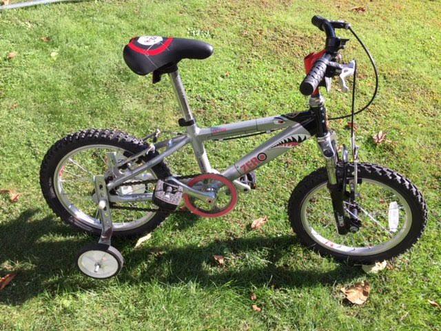 Детско колело Raleigh Zero