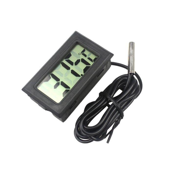 Термометр с выносным датчиком (от -50 до +99 гр.)