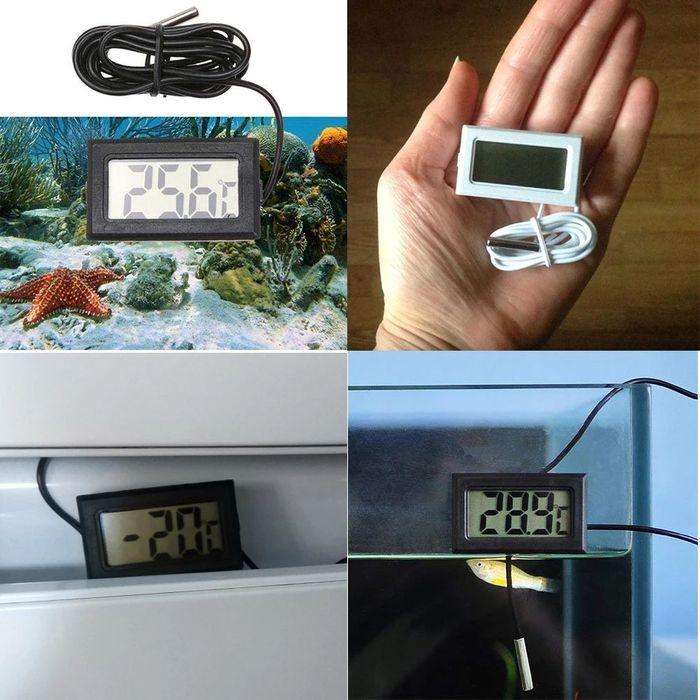 Termometru acvariu/frigider cu cablu