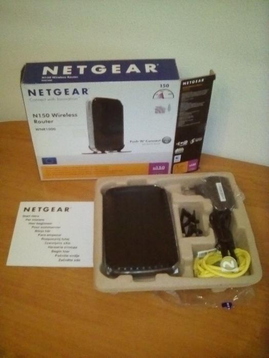 Router Wireless-N150 NetGear