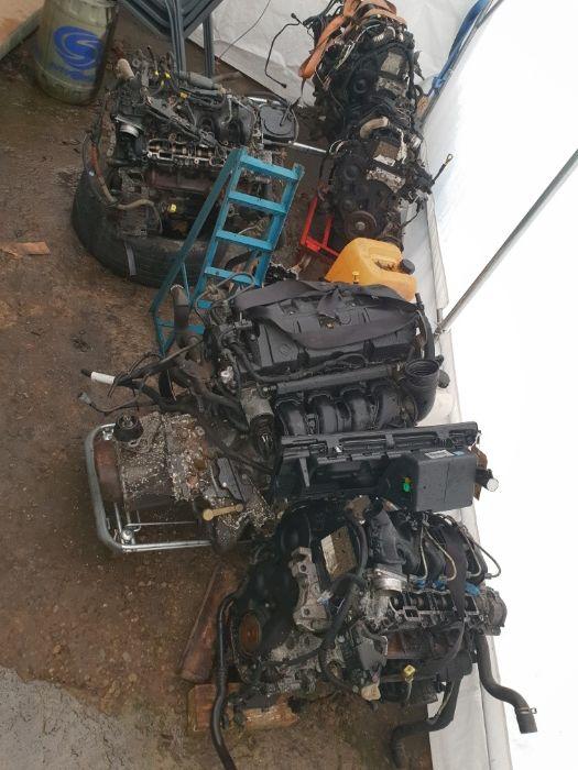 Двигател мотор не оборудван 1.6 хди hdi 2.0 1.4 1.6 vvt вви на части