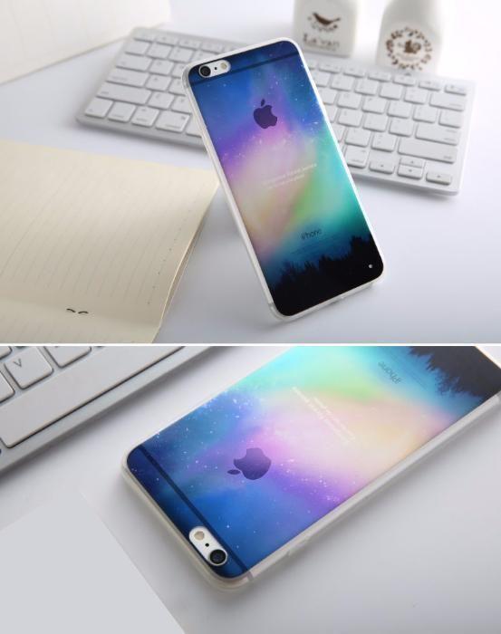 3D print прозрачен кейс калъф за Iphone 5, SE, 6, 6S, 6 Plus, 6S Plus