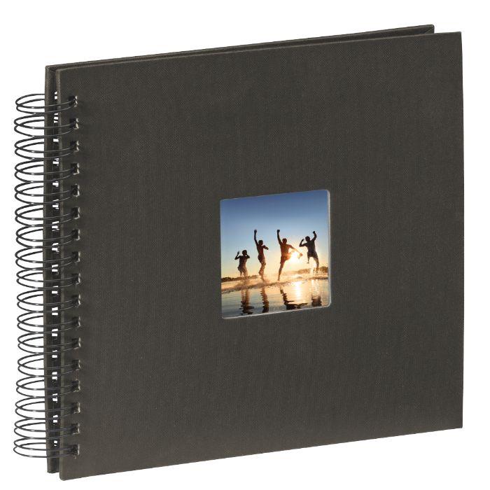 Guestbook album foto cu spirala 28 x 24 cm 50 de pagini Nunta - Botez