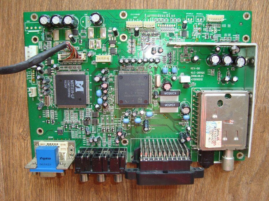 placa baza - klc-2611qs