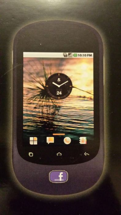 Alcatel Onetouch Vancouver