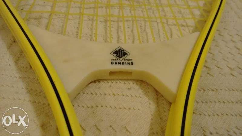 Ракета за тенис на корт Assa Sport Bambino