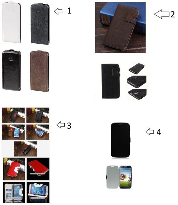 Husa Samsung Galaxy S4 I9500 i9501 I9505 I9508 + folie + stylus
