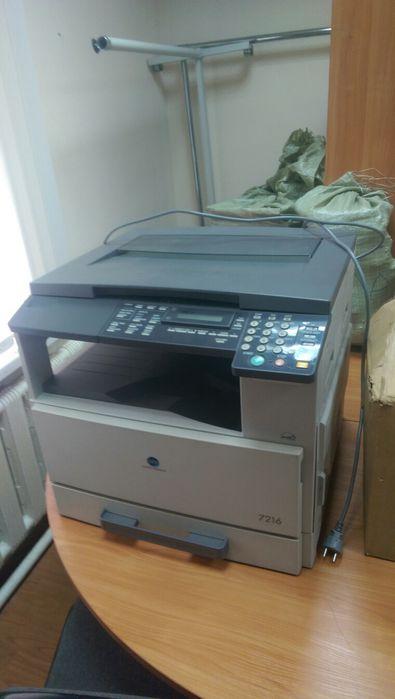 Принтер konica minolta 7216