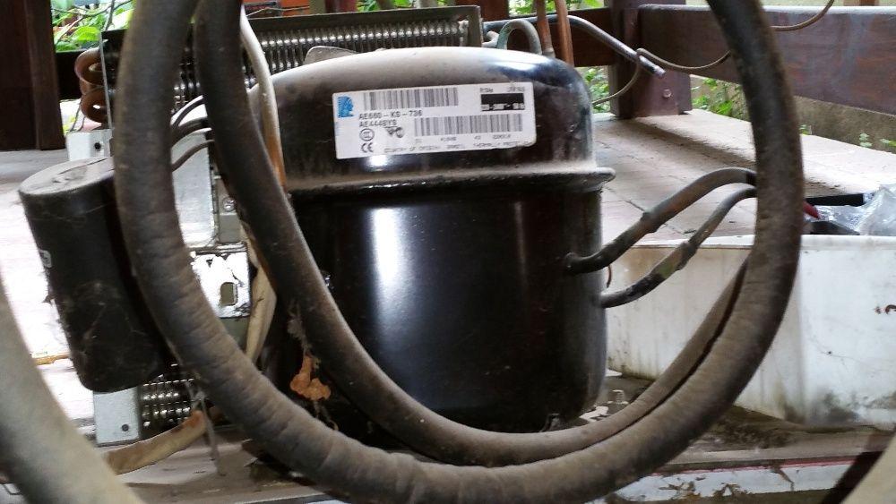 Reparatii frigidere casnice si industriale