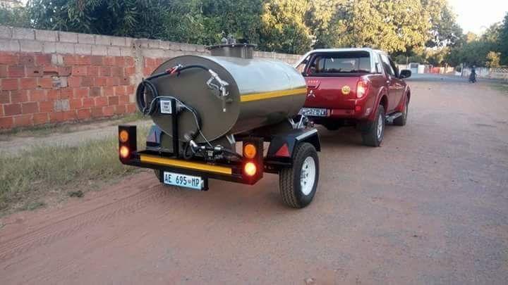 Temos trailer cisterna de todo tipo e tamanho