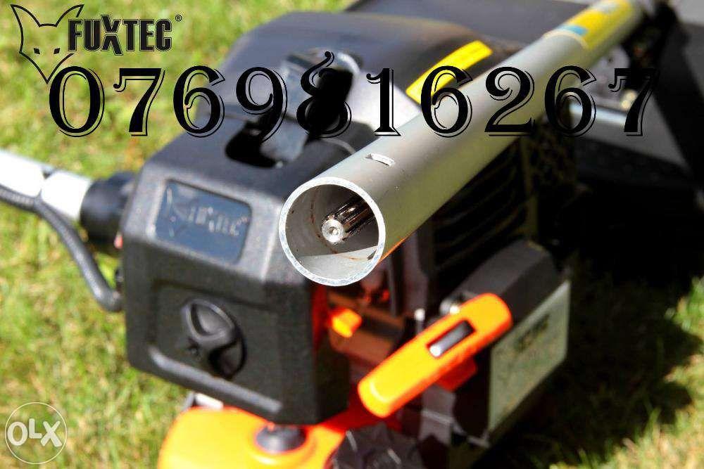Motocoasa 2in1 Fuxtec FX-MS152 MODEL NOU 52 ccm 3 cai cu garantie Sacueni - imagine 4