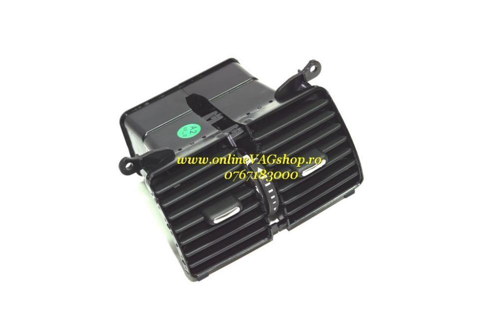Grila ventilatie cotiera spate OEM pentru VW Passat 3C/B6, B7, Passat