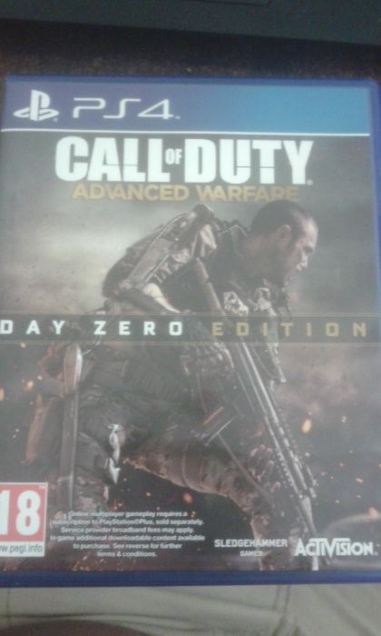 Jogo PS4 Call of Duty Advanced Warfare