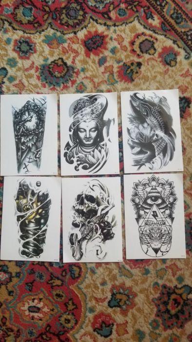 Tatuaje temporare festival 3