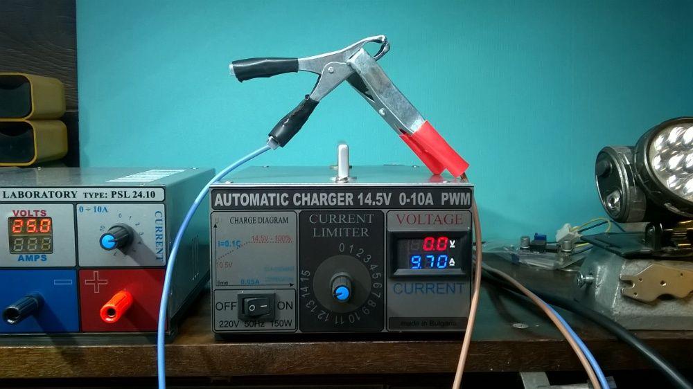 Професионални зарядни устройства PWM; товарни вилки и други. гр. Сливен - image 1