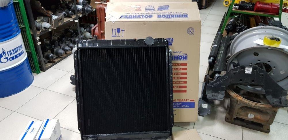 Радиатор медный Камаз 5320 запчасти КамАЗ