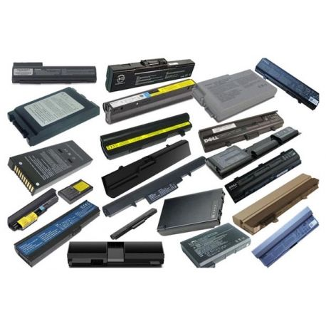 Baterias novas pra laptops