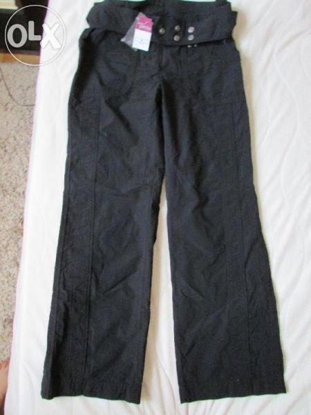 Черен панталон NEXT