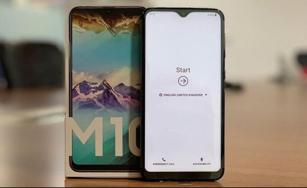 Samsung M10 2019 Tela Infinita 6.2 Polegadas! Novo na caixa.