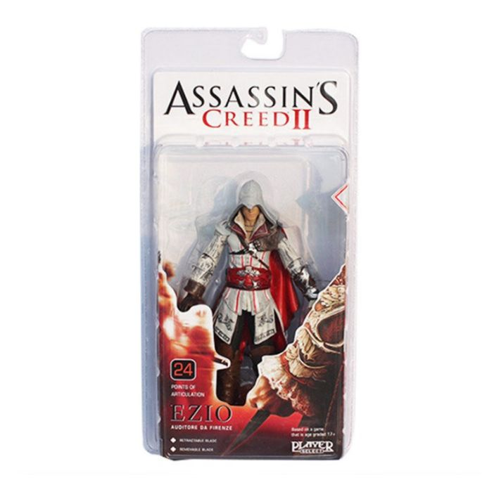 Figurina Ezio Auditore da Firenze din Assassin's Creed II 18 cm