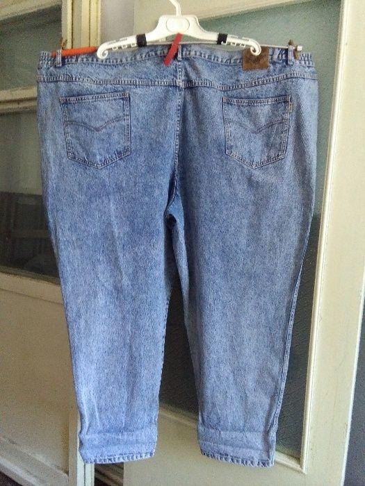 Pantaloni blugi,extralargi, xxxxL.