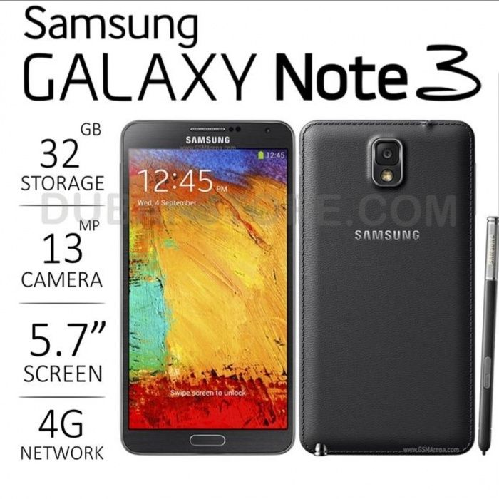 Телефон Самсунг Galaxy Note 3