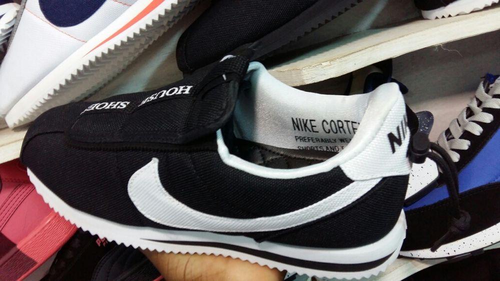 Nike house shoes
