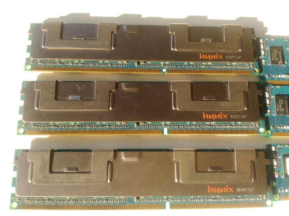 Memórias DDR3 1Rx4 12800R