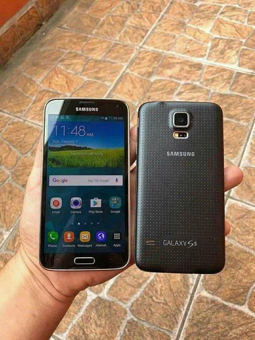 Galaxy S5 Original Novo Na Caixa