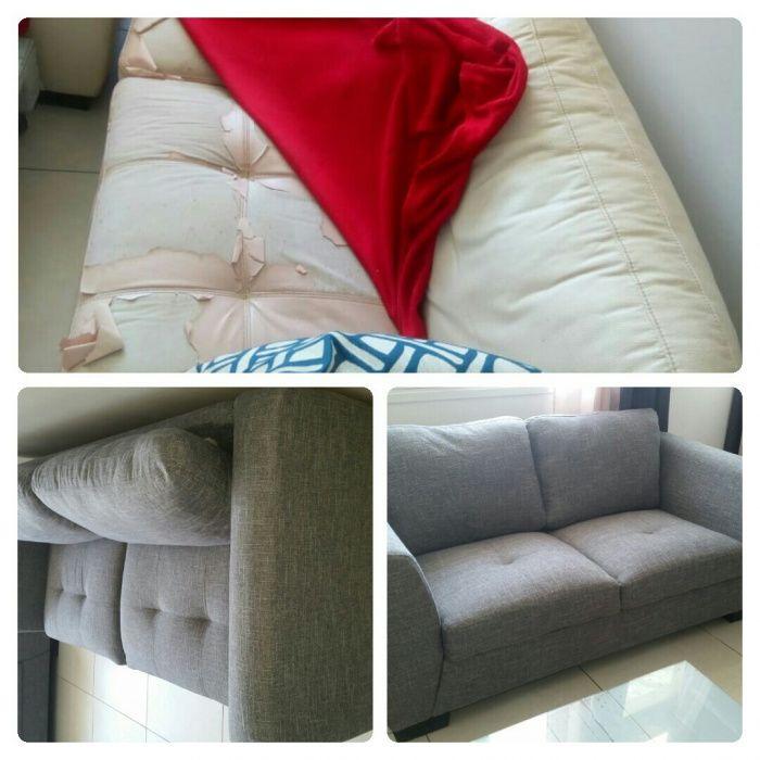Reistorasao de sofas é fabrico