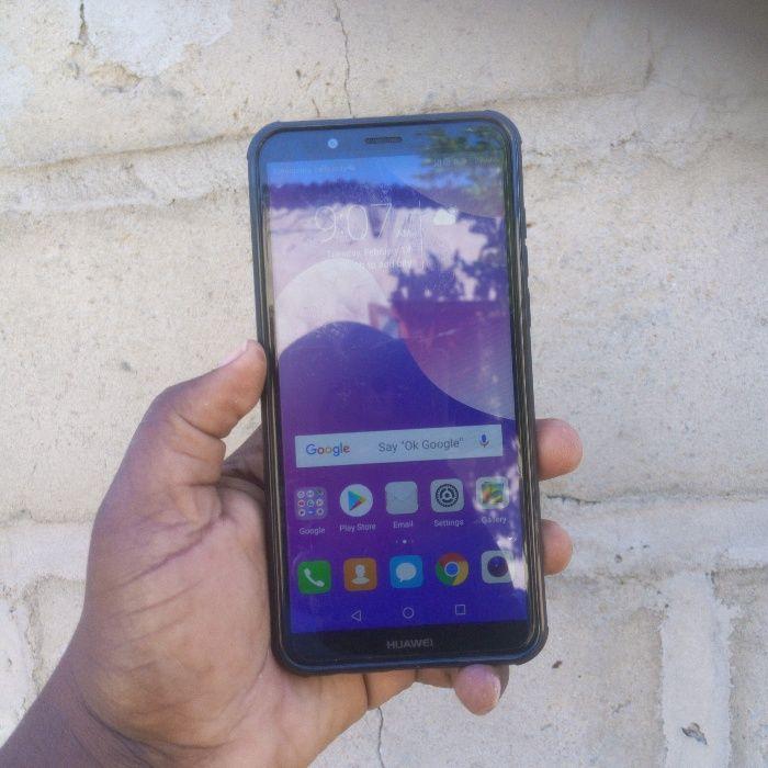 Huawei y7 2018 PLUS 6 polegadas Android 8