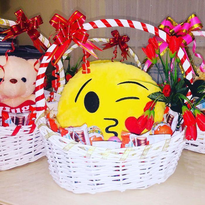 Корзины подарочные с киндерами! Астана - изображение 8